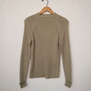 Studio Works Mock Neck Sweater